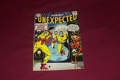 Tales of the Unexpected   #78   1963  Silver Age