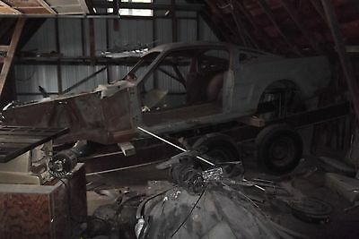 1965 Ford Mustang 2+2 1965 Mustang Fastback Project For Mueseum Restoration