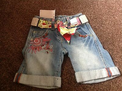 Brand New With Tags Next Denim Shorts