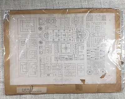 Medieval Architectural Drawing St Gall Plan Benedictine Monastery Rhode Island