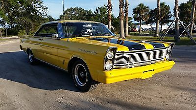 1965 Ford Galaxie 500 1965 Galaxie 500 LTD Hardtop Coupe