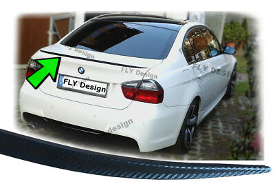 BMW F22 tuning LCI CARBON type Trunk rear part Rear skirt diffuser lip