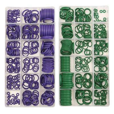 270 Pcs Car Air Conditioning A/C System Rubber O-Ring Assortment Gas Proof New