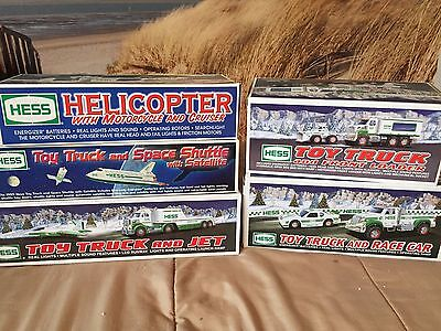 Hess Toy Truck Collection  5 pieces