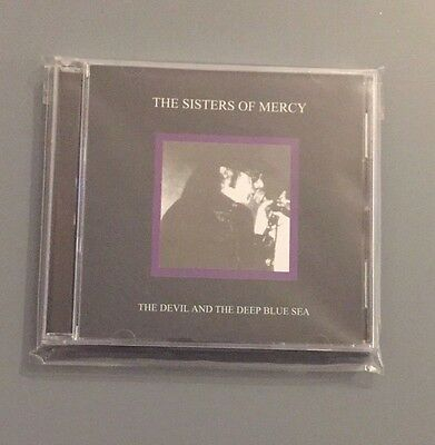 THE SISTERS OF MERCY The Devil And The Deep Blue CD Frankfurt 1983 New