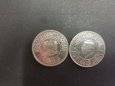 Syria 1 Pound Of 1978 Issue In Unc Condition