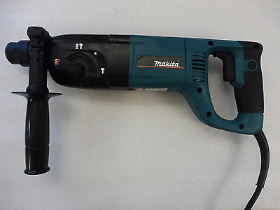 Rotary Hammer Drill Makita HR2455 1-Inch SDS-Plus D-Handle, corded