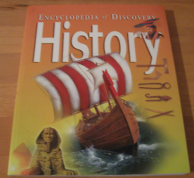 Encyclopedia of Discovery – History