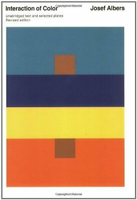 Interaction of Colour by Albers Paperback Book The Cheap Fast Free Post