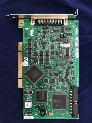 National Instruments PCI-MIO-16E-1 (183455R-01) high speed analog board - Used
