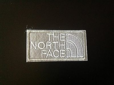 the north face sew on patch