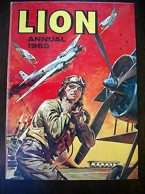 Lion Annual 1965 - Fleetway Publications 1964