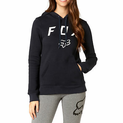 Fox Racing District Womens Pullover Hoody Midnight