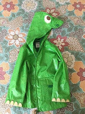 kids raincoat Disney frog size 4