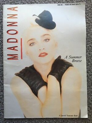 Madonna A Summer Breeze - Memorabilia