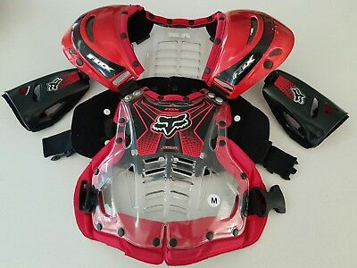 FOX motocross body armour