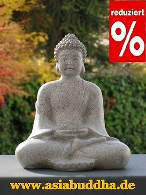 buddha figur feng shui grau eur 10 00 picclick de. Black Bedroom Furniture Sets. Home Design Ideas