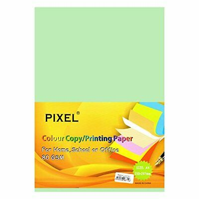 Pixel® Colour Copy/Printing Paper 100 Sheets for Home, School, Office or Arts &