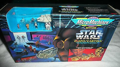 Star Wars Micro Machines C-3PO/Cantina, A New Hope