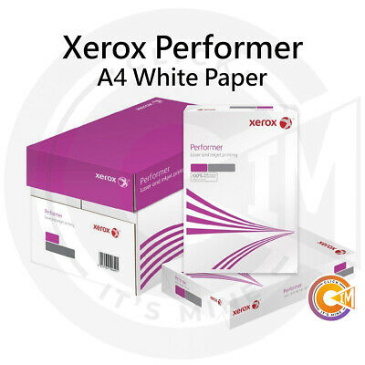 5 Star A4 White Printer Paper 80Gsm Quality Inkjet Ream Box Office School Home