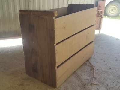 Wooden Picking 20kg Bussell Boxes