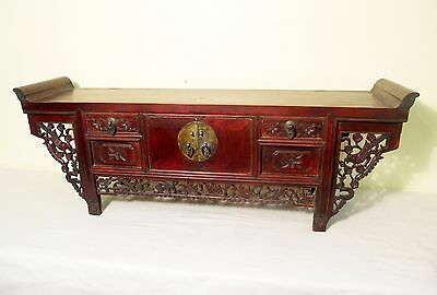 Antique Chinese Petit Altar (5301), Circa 1800-1849