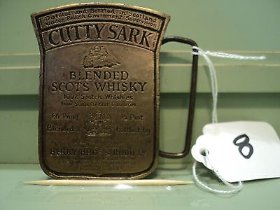 Cutty Sark Belt Buckle Reproduction