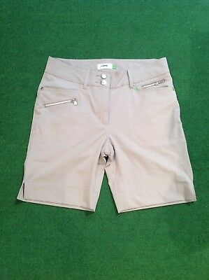 Daily Sports Ladies Grey Shorts Size 12