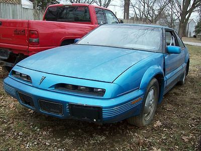 1992 Pontiac Grand Prix Richard Petty Edition 1992 Pontiac Grand Prix Richard Petty Edition