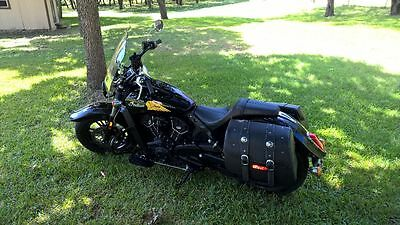 2016 Indian Scout Sixty  2016 Indian Scout Sixty Motorcycle