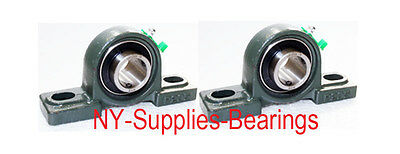"""Qty: 4 pieces 1-15//16/"""" Quality Pillow Block Mounted Bearing UCP210-31"""