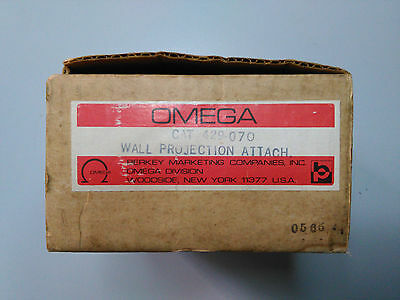 Omega  429-070 Horizontal Projection Attachment