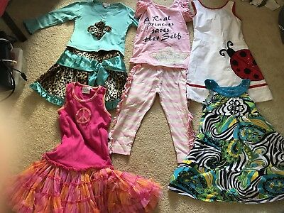 Girls Clothes Size 5/6 Lot