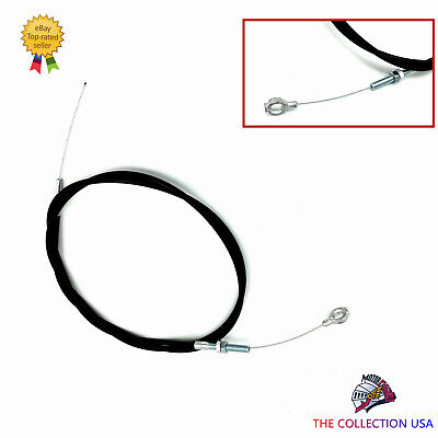 """71"""" Long Throttle Cable For Manco Asw Go Kart W/63"""" Casing 8252-1390 Fun Kart"""