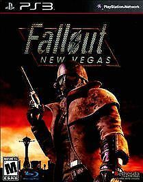Fallout: New Vegas (Sony PlayStation 3, 2010) No Reserve!!!!