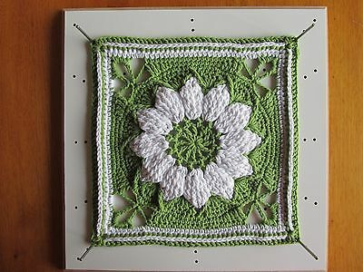 Crochet Blocking Board for Multiple Shapes WITH 8 EXTRA 300MM pins