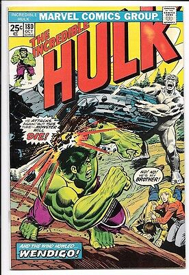 The Incredible Hulk #180 (Oct 1974, Marvel) First Appearance of Wolverine Cameo
