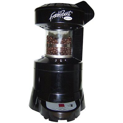 FreshRoast SR300 HOME COFFEE ROASTER + FREE GREEN COFFEE + FREE SHIPPING