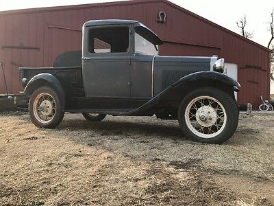 1930 Ford Model A  1930 ford model a pickup