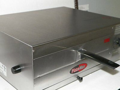 PIZZA MAX Stainless Steel Pizza Oven Commercial Cooking Appliance Model 506