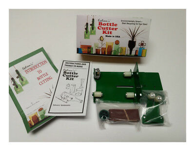 NEW Ephrems -  Deluxe Bottle Cutter Kit - USA Made from Hobby Tools Australia