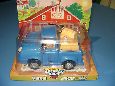 CHEVRON Cars PETE PICKUP Collectable Car