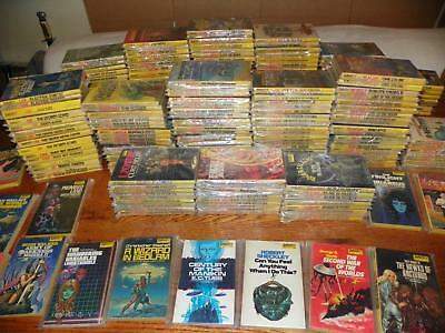 Vtg Andre Norton PB Books 1950s-80s Ace and Daw Editions Science Fiction Lot of 17