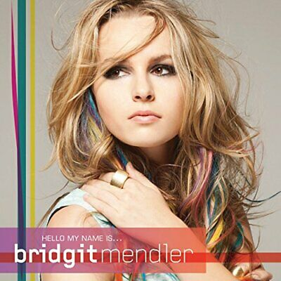 Hello My Name Is... - Bridgit Mendler CD 1UVG The Cheap Fast Free Post The Cheap