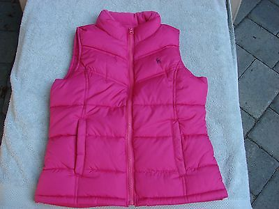 Old Navy Girl Vest   Size 10-12   VGUC