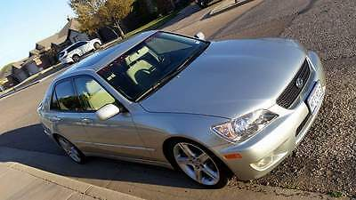 2003 Lexus IS Sport 2003 Lexus is300 98k miles
