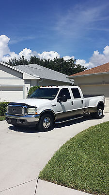 2002 Ford F-350 Lariat Ford F350 Crew Cab Dually 7.3L Powerstroke