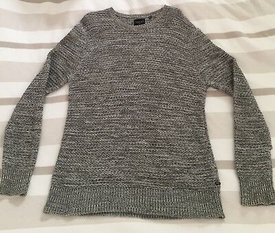 Industrie Grey Knit Jumper (size L) - Almost New