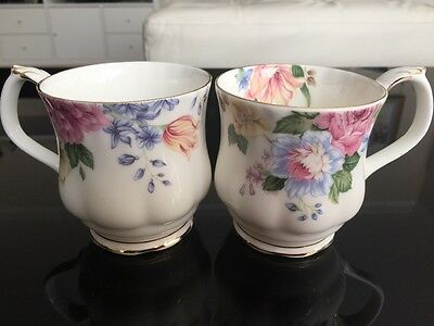 Royal Albert footed cup