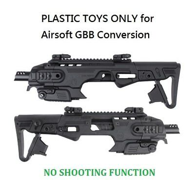 TOYS CAA RONI B Conversion Kit Black for GBB-M9 Series CAD-SK-06-BK